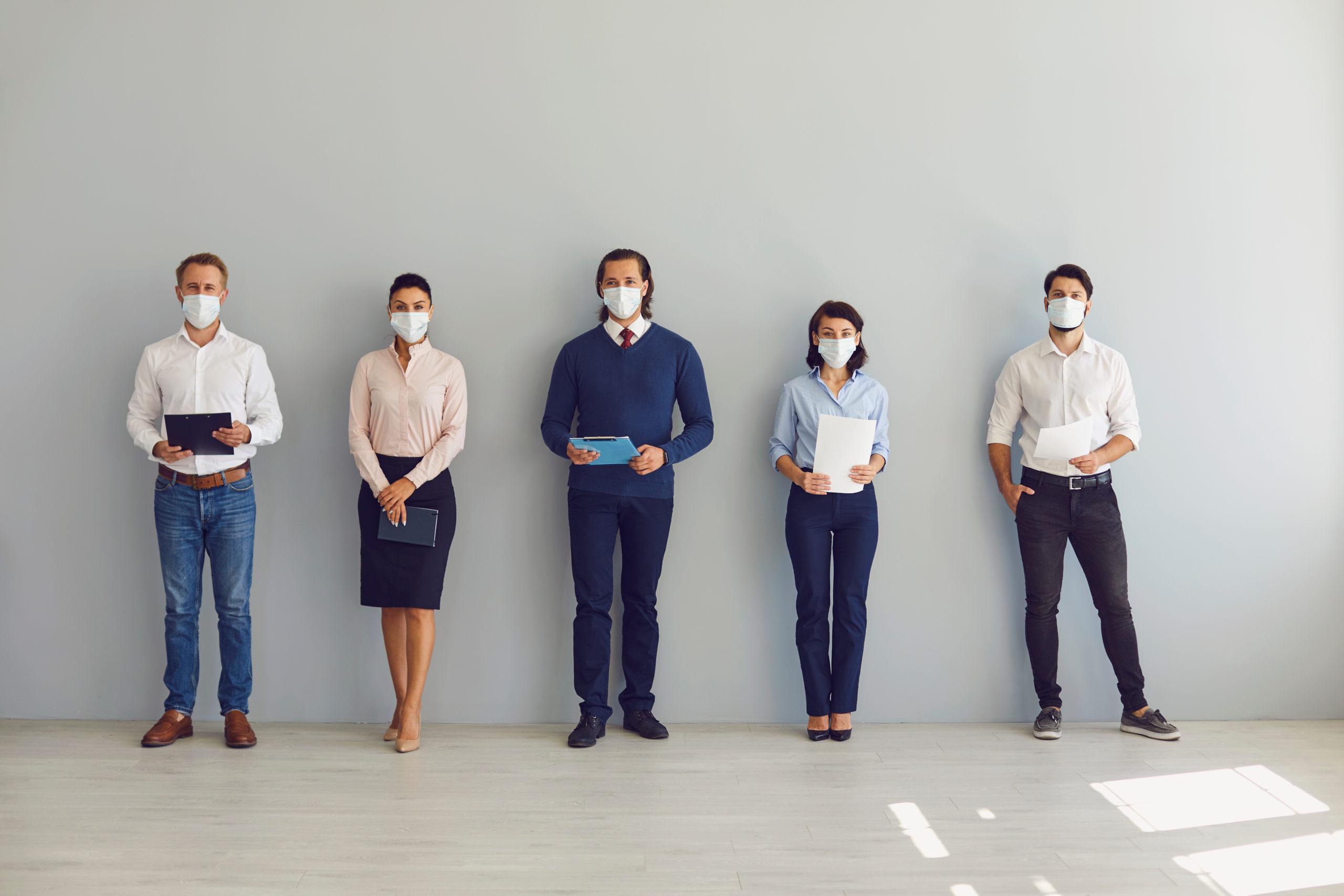 COVID-19: Pandemic Job-hunting