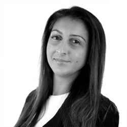 BlackCode Director and Co-Founder Aditi Fernandes